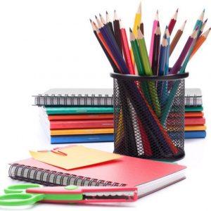 ادوات مدرسه